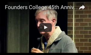 Founders College 45th Anniversary Gala