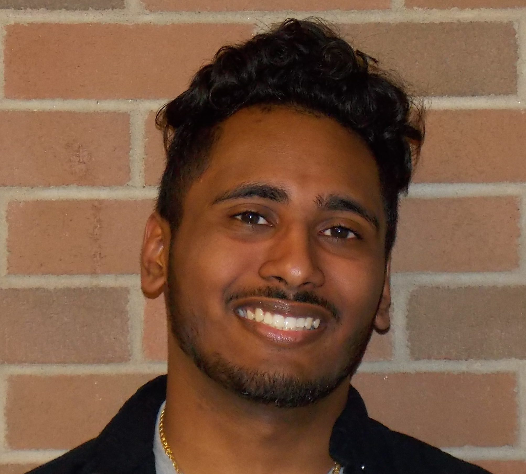A photo of Rajesh Lachhman, Chief Returning Officer, 2020/2021 Founders College Student Council